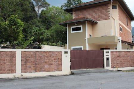 Taiping Nest Executive Bungalow (4 Rooms) - Taiping - Villa