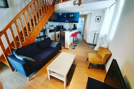 Appartement Duplex à Viviers  - 2 chambres