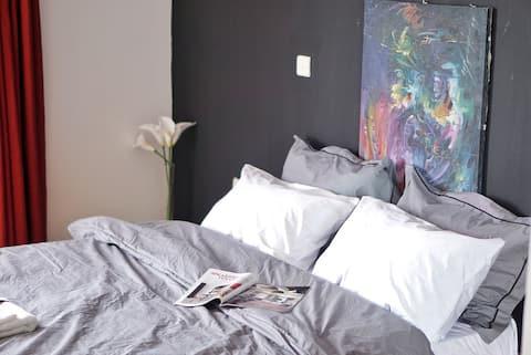 Aesthetically Appealing, VI, Lagos Apartment
