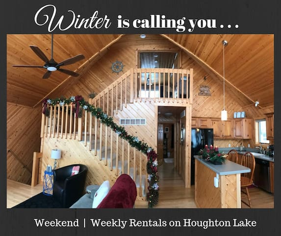 Escape to MidMichigan on Houghton Lake
