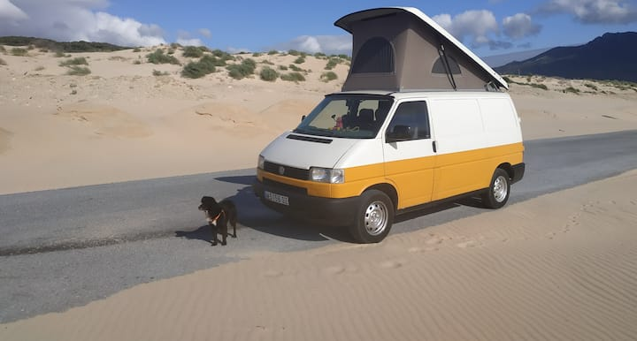 Unai (Travel in a VW T4 Combi)