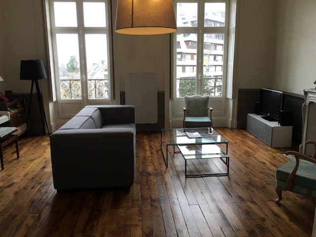 Centre, grand & bel appartement - Rennes - Apartment