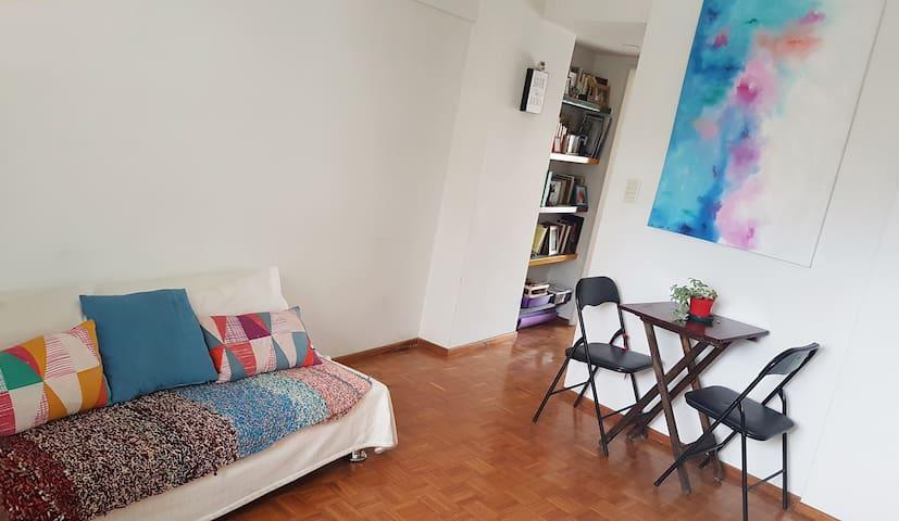 Apartamento entero de 2 ambientes en Palermo Soho