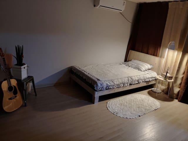 깨끗하고 편안한 휴식공간 코로나방역도 완벽하게^^