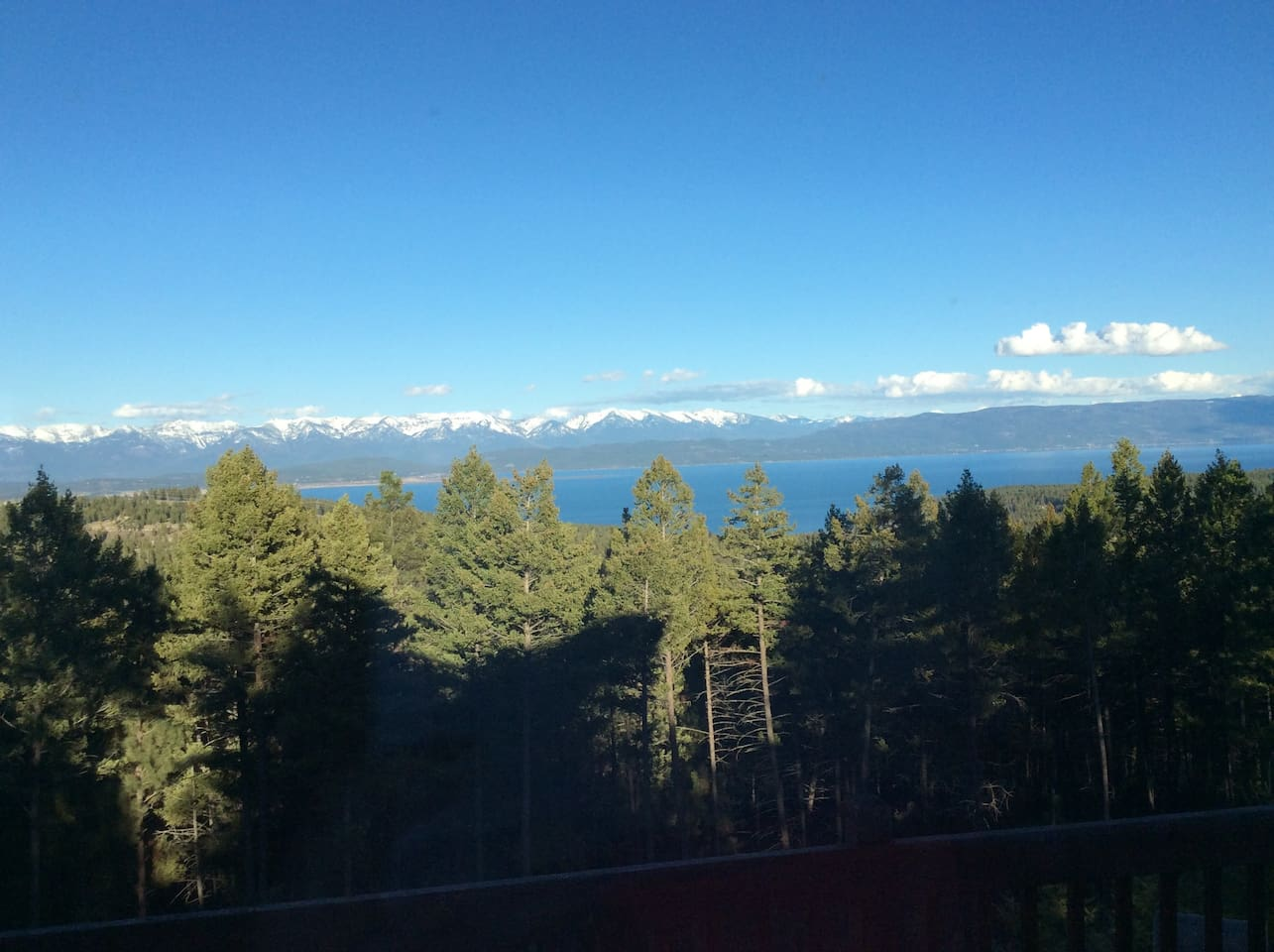 Gorgeous Flathead Lake views & Mountain View's from this property just mins from fishing & water activities