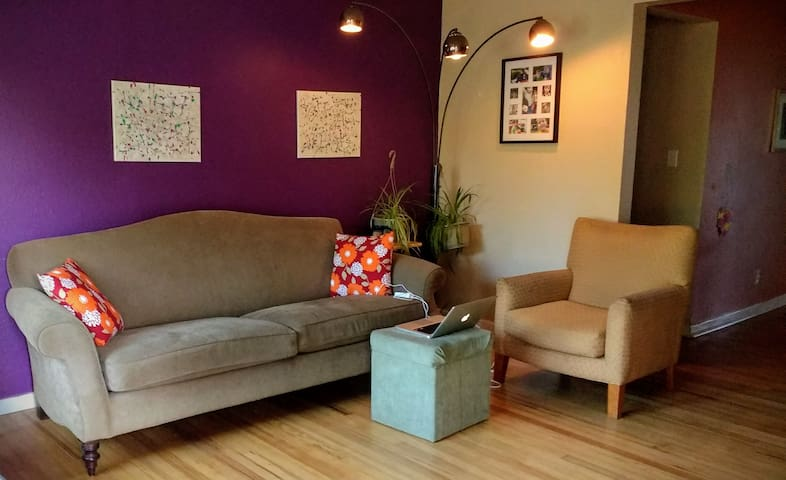 Sassy Sunflower Haus - *Guest Room*