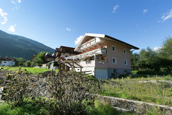 Beautiful Apartment in Aschau im Zillertal Tyrolwith Terrace