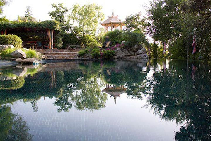 Jardín Oriental