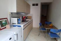 La cuisine, RDC.