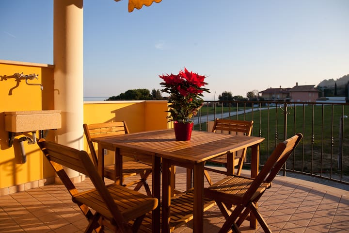 Your sea home at Marina Campofilone - Campofilone - Apartment