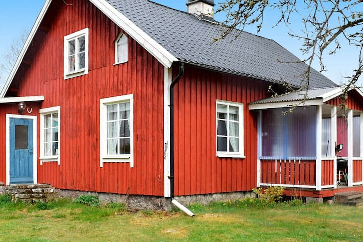 8 person holiday home in KALMAR