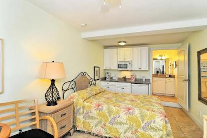 Historic Downtown Boca Grande-Efficiency Flat - Boca Grande - Appartement