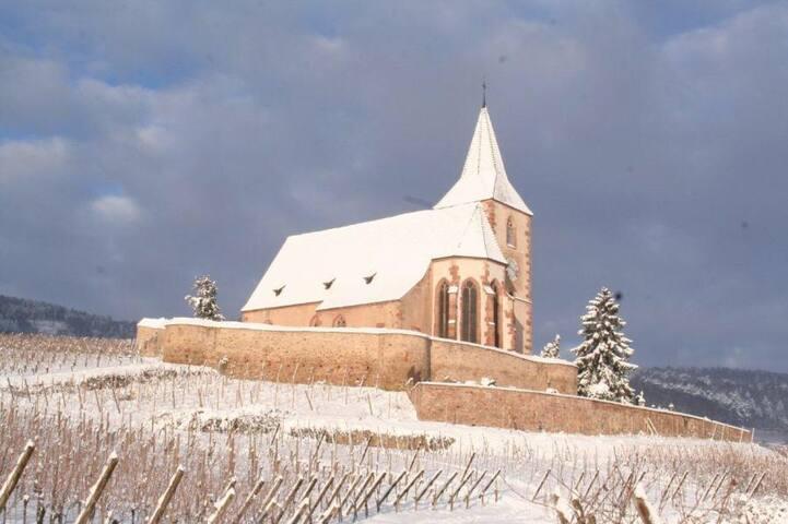 Gîte au Cœur *** de Hunawihr en Alsace France