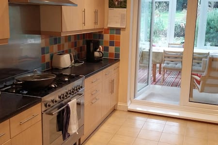 Detached house close to historic town centre. - Bury Saint Edmunds - 独立屋