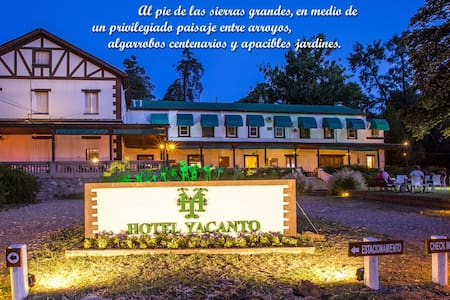 HOTEL YACANTO - Córdoba - Hotel boutique