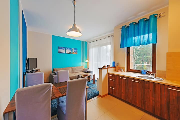 Cztery Pory Roku Apartament 24 dla 4 osób