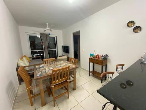 Excelente apartamento, completo em comodidade.