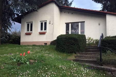 Private quiet room with garden view in Hechtsheim - Mainz