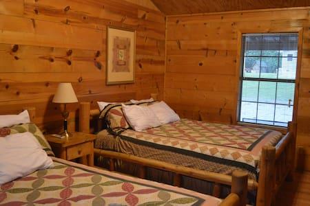 One Bedroom Kitchenette Cabin