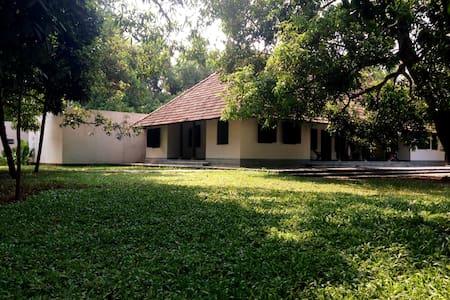 Anugraha, A Villa By The River Near Kumarakom