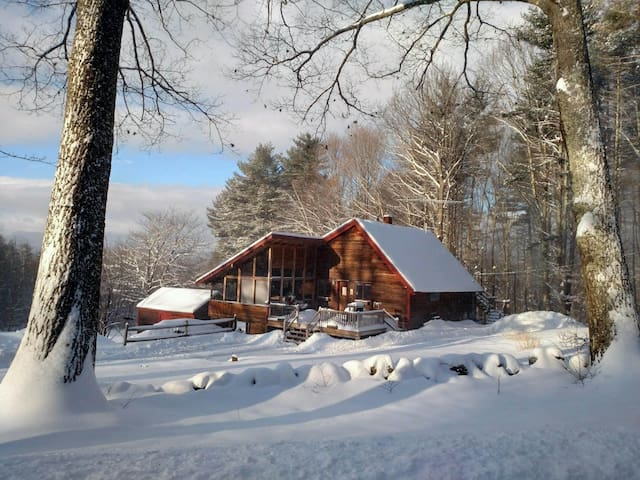 Country home near Lakes Region NH