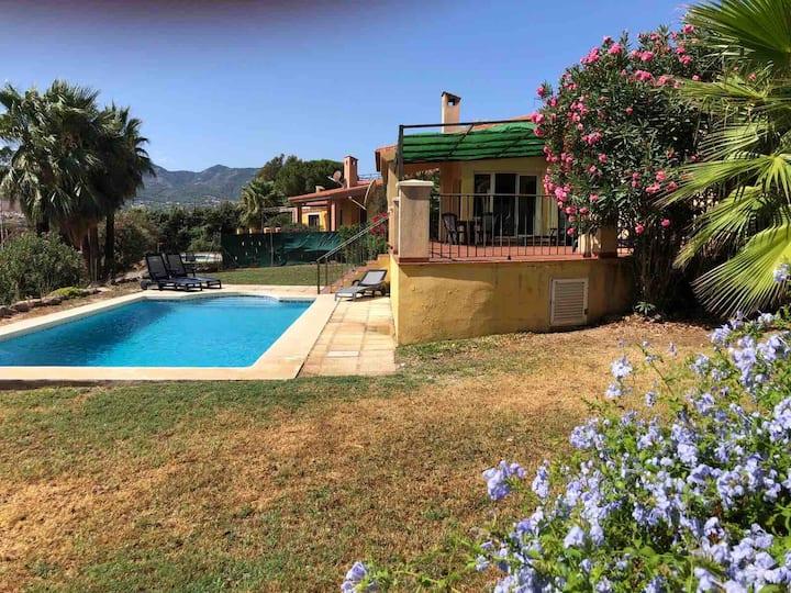 villa Jade !!! casa con piscina privada !!!