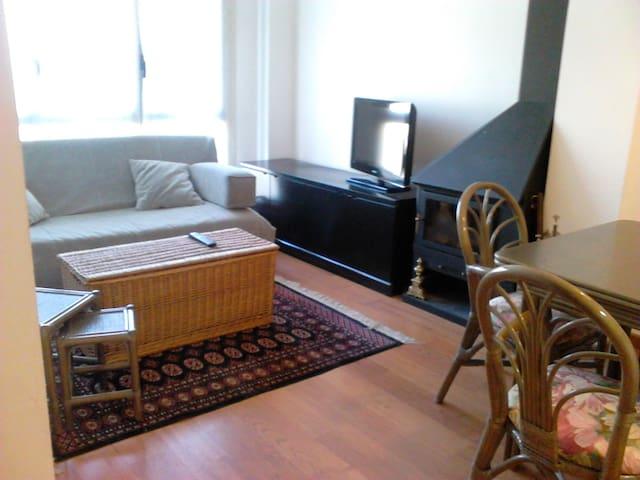 Bonito apartamento en La Molina para 4 ocupantes.
