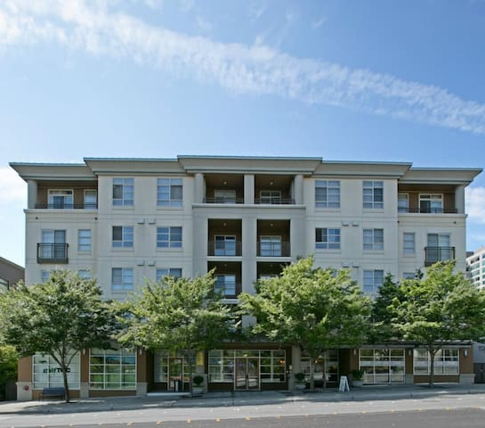Downtown Bellevue 2Bed/2Bath -Perfect Corporate - Bellevue - Apartmen