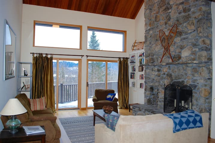 Cannon Mountain House with Stunning Views! - Sugar Hill - Casa