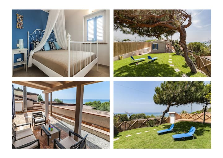 "Villa ""MARESOL 6"" – Sea, sunsets & memorable days"