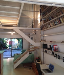 Private Room in Sunny Loft w/ Patio - Buenos Aires - Loft