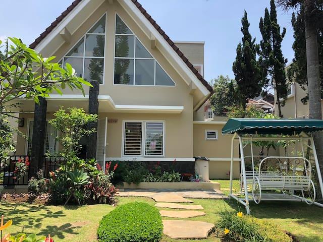 Villa No. FF6-33-Two bedrooms garden view