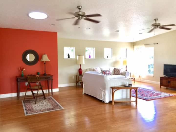 Escape to the Zen House in Cocoa Beach!!!