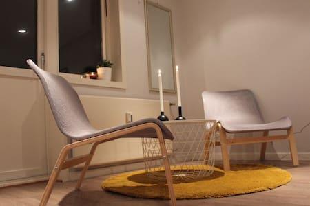 Modern living in heart of Bergen - Bergen - Appartement