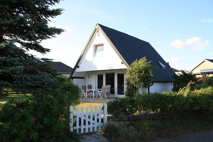 Dat witte Hus - Nordstrand - บ้าน