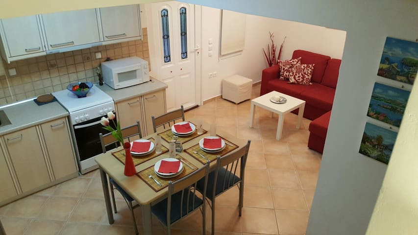 Lovely 2floor apartment - Porto Cheli - House