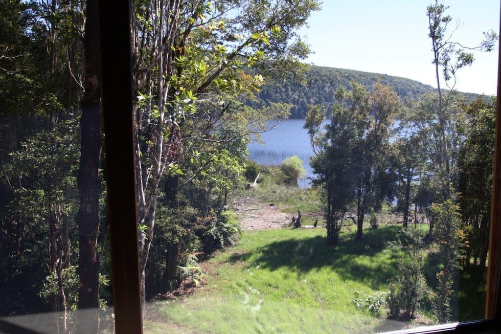 Vistas al lago