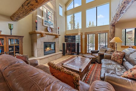 Breckenridge - Copper Mountain Getaway! Sleeps 14!