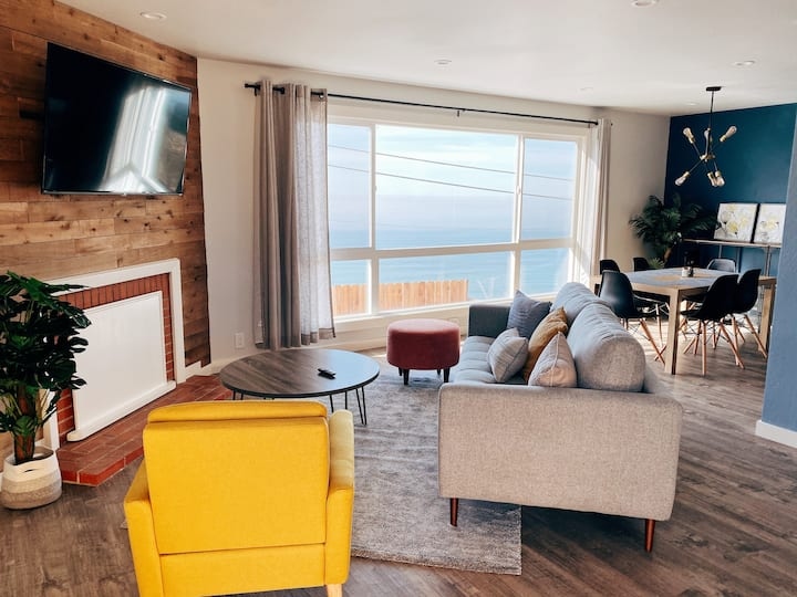 (((:::Ocean View Modern New House | 海边68号:::)))
