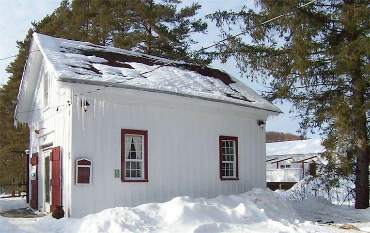 Yaleville House-1845 (Hunters Welcome) - Bainbridge - Oda + Kahvaltı