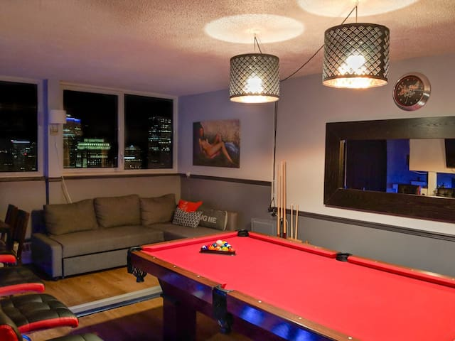 ☆Downtown Penthouse MTL☆Nightlife at your doorstep