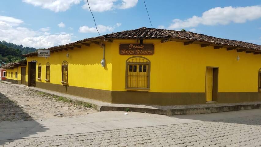 Posada Doña Blanca (habitación #6)