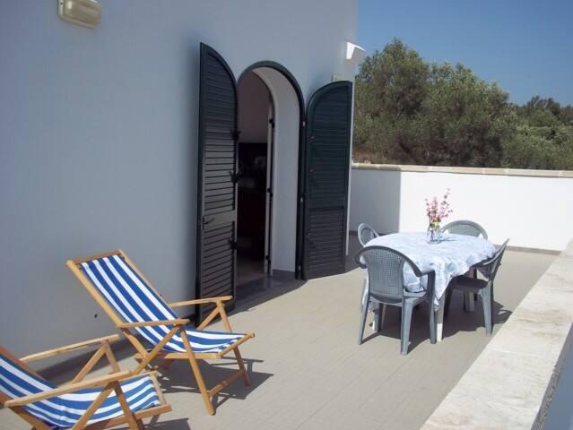 Casa Vacanza - Marina di Andrano -  Offerte - Marina di Andrano - Apartment