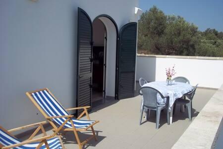 Casa Vacanza - Marina di Andrano - - Marina di Andrano - Apartemen