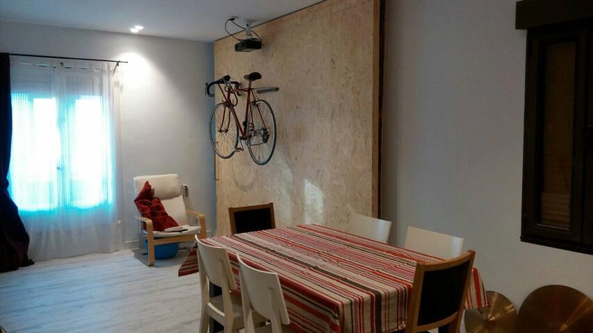 Habitación en Bilbao la Vieja - Bilbo - Lägenhet