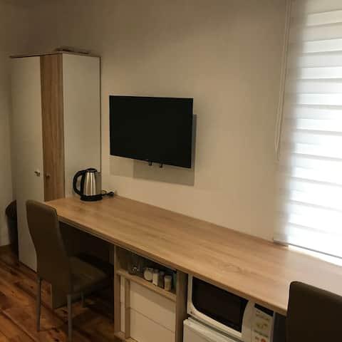 Apartmánový dom Višňové - izba