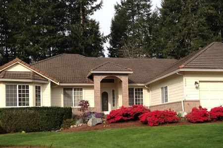 PortOrchard Home/Luxury Living at Afordable Price - Port Orchard