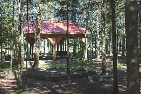 Terrain de camping #2 - Saint-Gabriel de Valcartier