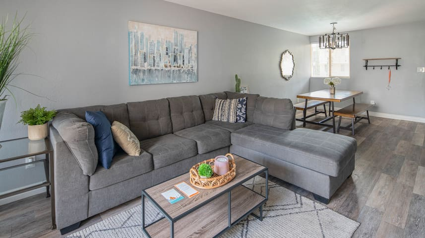 Stylish 1BR Condo in Arcadia by WanderJaunt