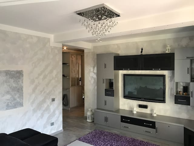 Luxury silver place in central park - Sibiu - Lejlighed